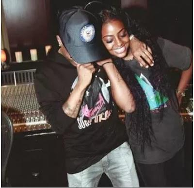Wizkid allegedly dating American singer Justine Skye (See Photos)