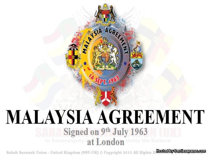 Perjanjian Malaysia 1963 (MA63)