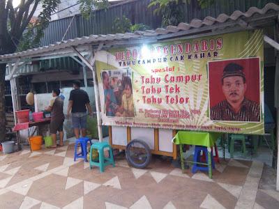 Tahu Campur Cak Kahar Depot Legendaris