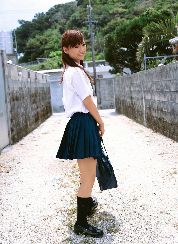 Cute Japanese School Girl Asami Tani - Thaifutboll,Mikas -6862