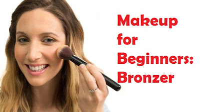 Makeup for Beginners: Bronzer