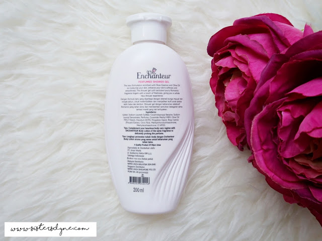 Enchanteur Shower Gel