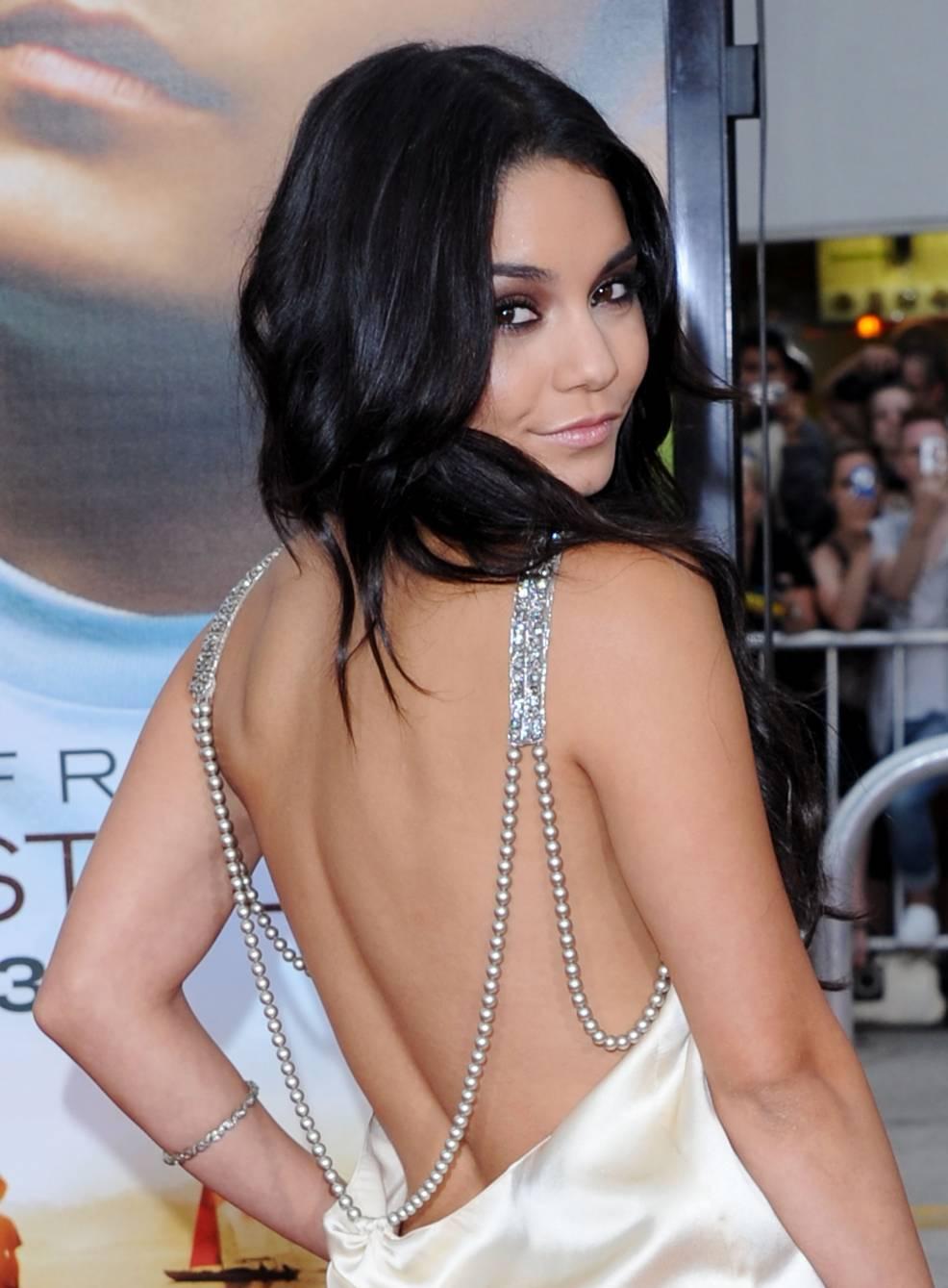 Women Beauty Tips 10 Teen Celebrity Vanessa Hudgens Haircuts