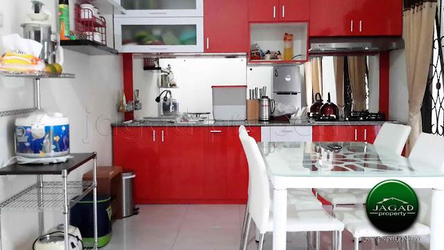 Rumah Full Perabot dalam Perumahan dekat Bandara