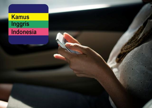 Aplikasi Kamus Bahasa Inggris bisa Offline