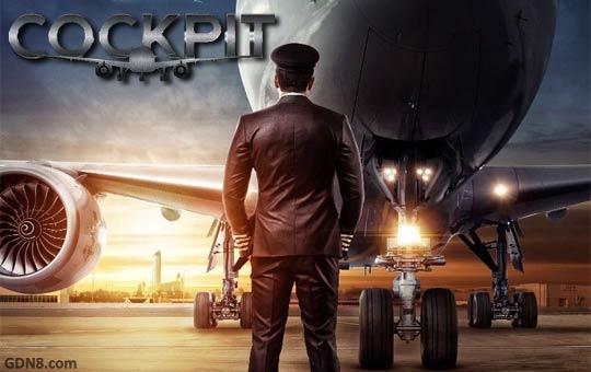 Cockpit Bengali MoviePoster - Dev