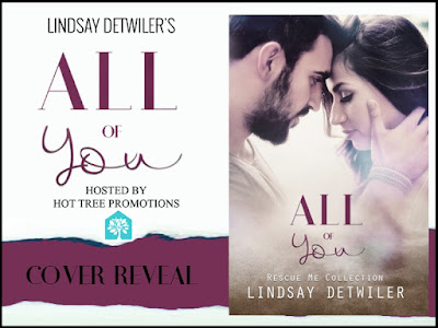Cover Reveal for Lindsay Detwiler's All of You