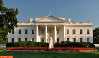 Cover Photo: The White House