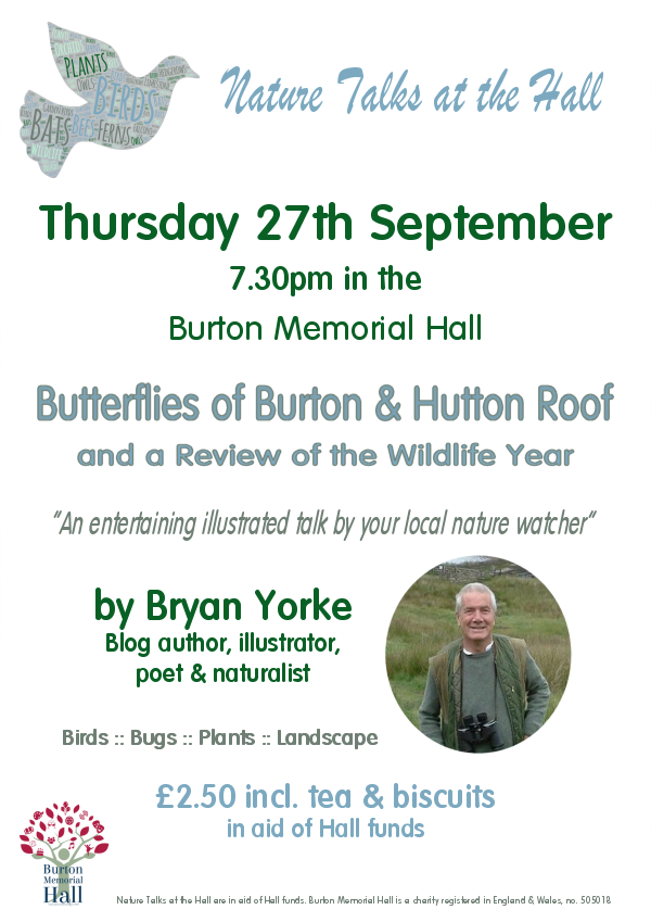 Burton Memorial Nature Talks