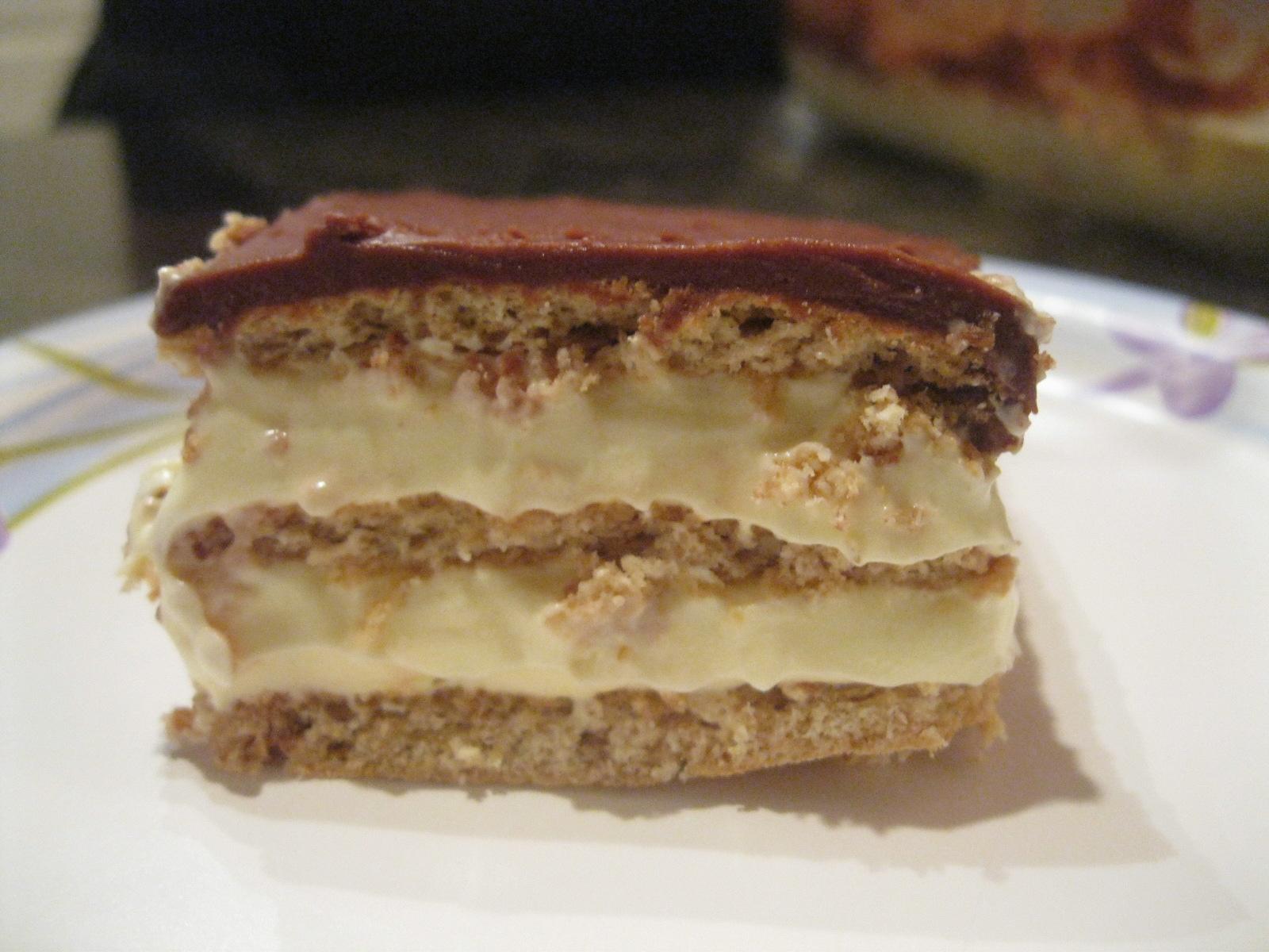 Easy Chocolate Eclair Cake Facebook