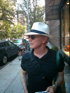 Fine Panama Hat from The Hat House in NYC