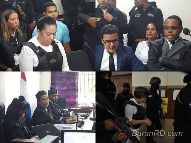 Inicia el juicio contra Marlon y Marlin Martínez