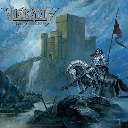 Heavy Metal Fire: VISIGOTH: