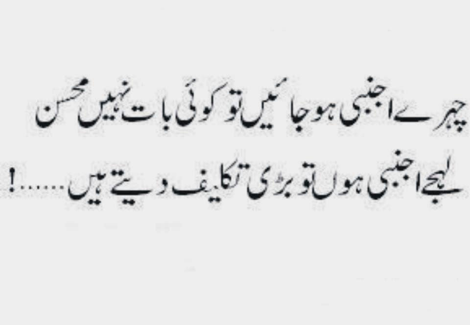 SILENT LOVER POETRY: Mohsin Naqvi, Mohsin Poetry, Urdu