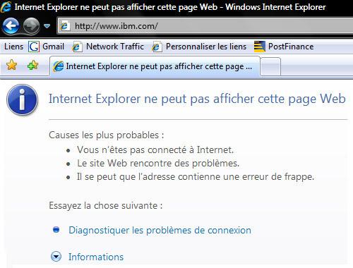 Comment mettre à jour Internet Explorer pour Vista
