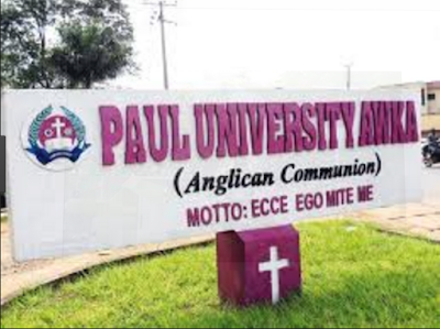 List of Courses Offered in Paul University