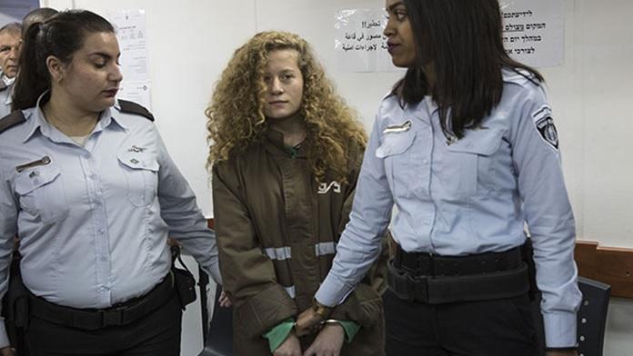 Israele rifiuta la libertà per Ahed Tamimi