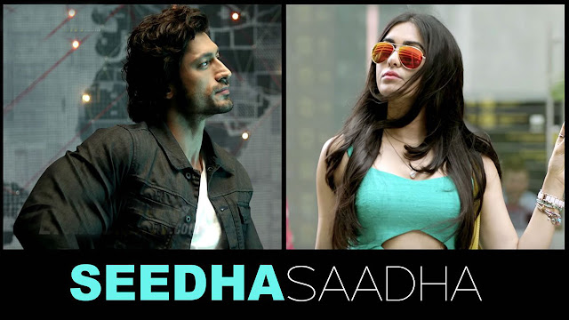 Seedha Saadha Reprise Version Jubin Nautiyal Lyrics Commando 2