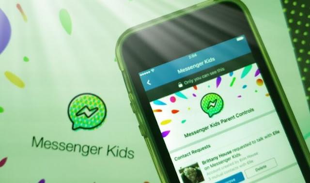 فايسبوك يختبر تطبيق Messenger Kids لجعله أمن للأطفال وبميزة التحكم الأبوي