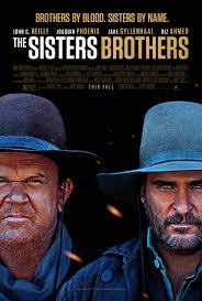 THE SISTERS BROTHERS (2018) ταινιες online seires oipeirates greek subs
