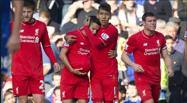 Rubin Kazan vs Liverpool