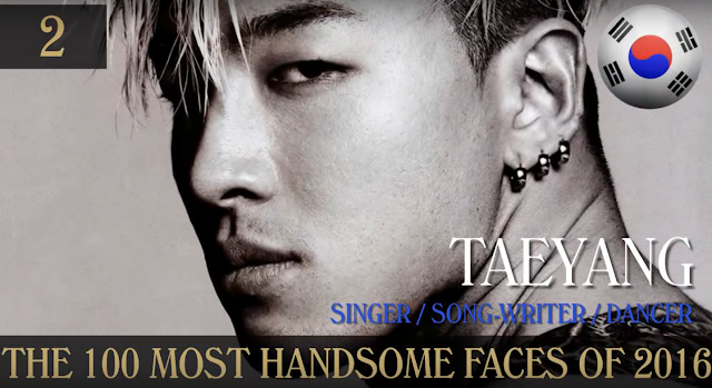 Taeyang 100 Handsome Faces