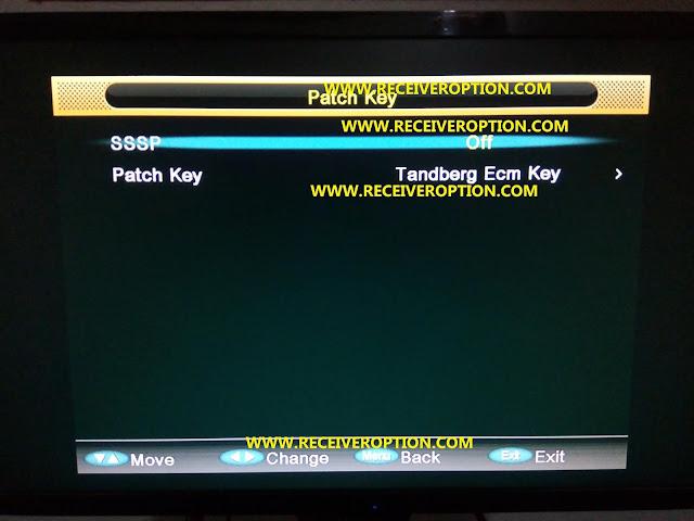 ALI 3510C HARDVERARE VERSION HW102.02.999 TANDBERG KEY NEW SOFTWARE