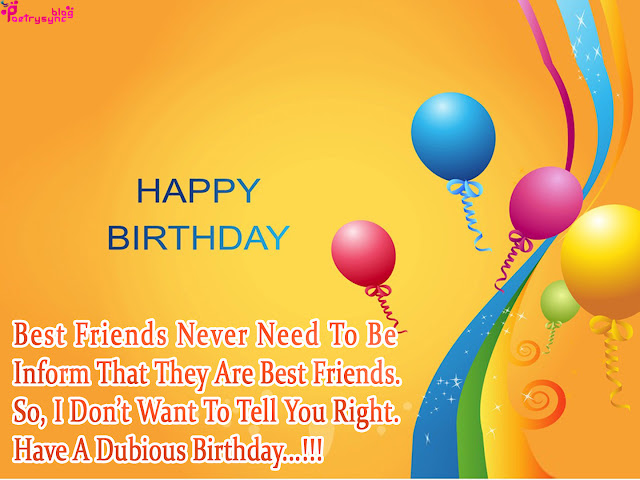 Best Birthday Quotes For Friend In English: Happy Birthday Card Images With English Quotes For Friend