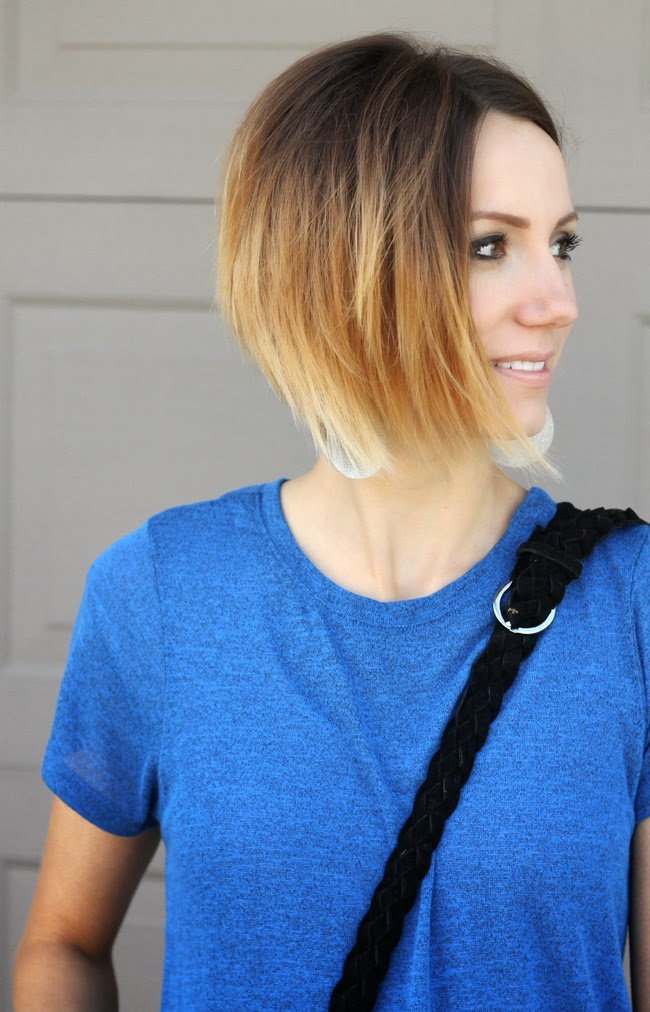 Short Bobs With Ombre   Hair Color Ideas and Styles for 2018