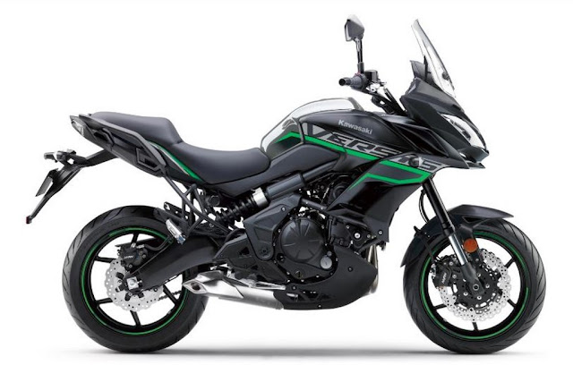 2019 Kawasaki Versys 650 launched in India – Price Rs 6.69 lakhs ex-showroom Delhi