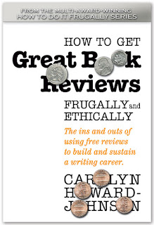 How to Get Great Book Reviews Frugally and Ethically