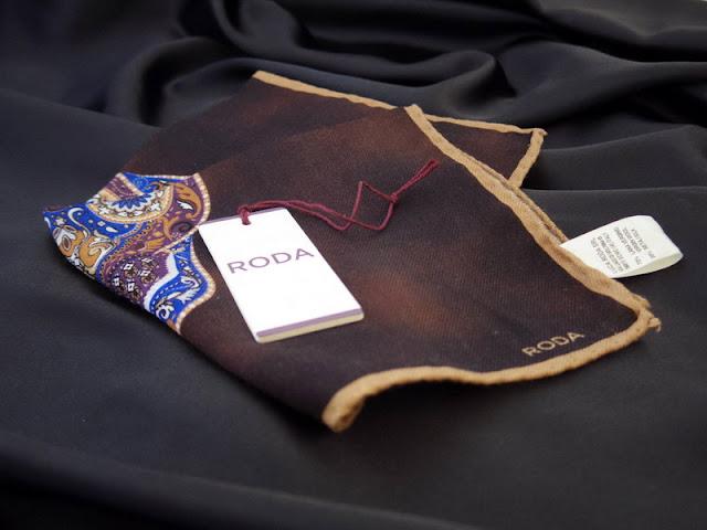 ロダ ポケットチーフ