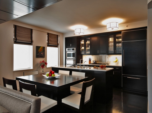 Ide Desain Meja Dapur Modern  Rancangan Desain Rumah
