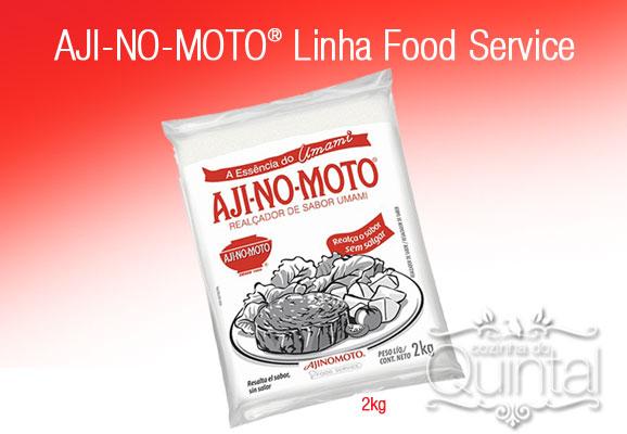 Os profissionais do setor de alimentação encontram bons produtos Ajinomoto à disposição, como o realçador de sabor. Vale a pena conhecer.