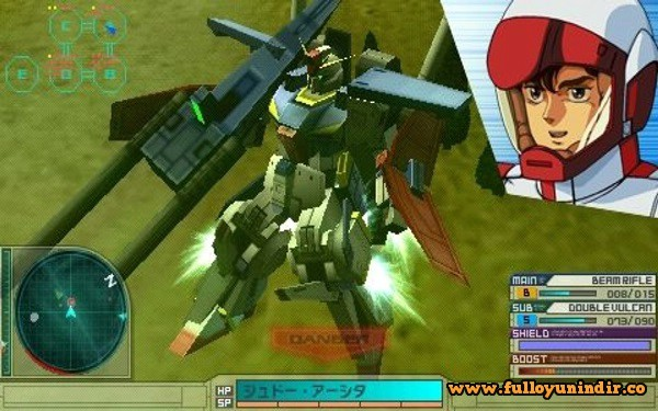Gundam Assault Survive