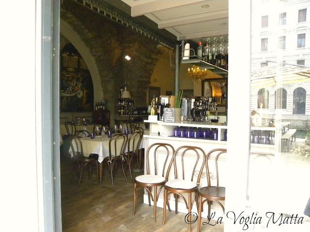 "Ristorante ""Antico Panada"" a Trieste"