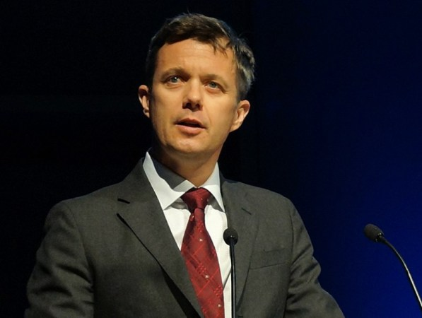 Crown Prince Frederik's Visit to China, Days 1 and 2