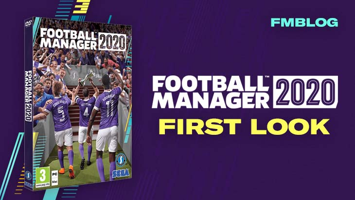 Football Manager 2020 - First Look