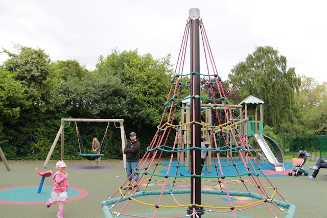 Dublinin paras leikkipuisto