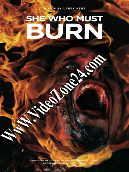 She Who Must Burn 2015 HDRip 700MB Poster