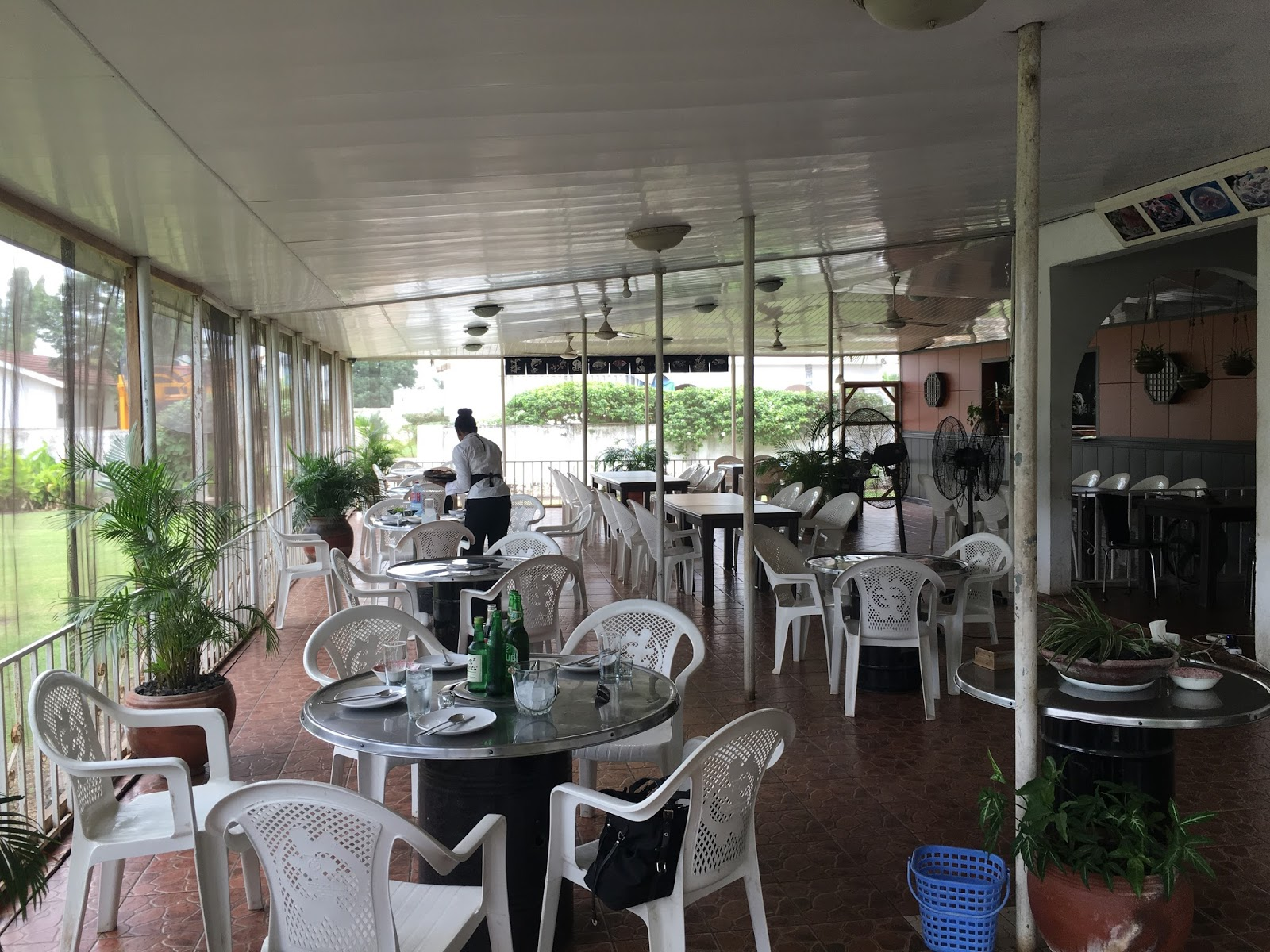 Diplomatic Jaunts: Fish Market and Arirang Korean Restaurant in Tema, Ghana