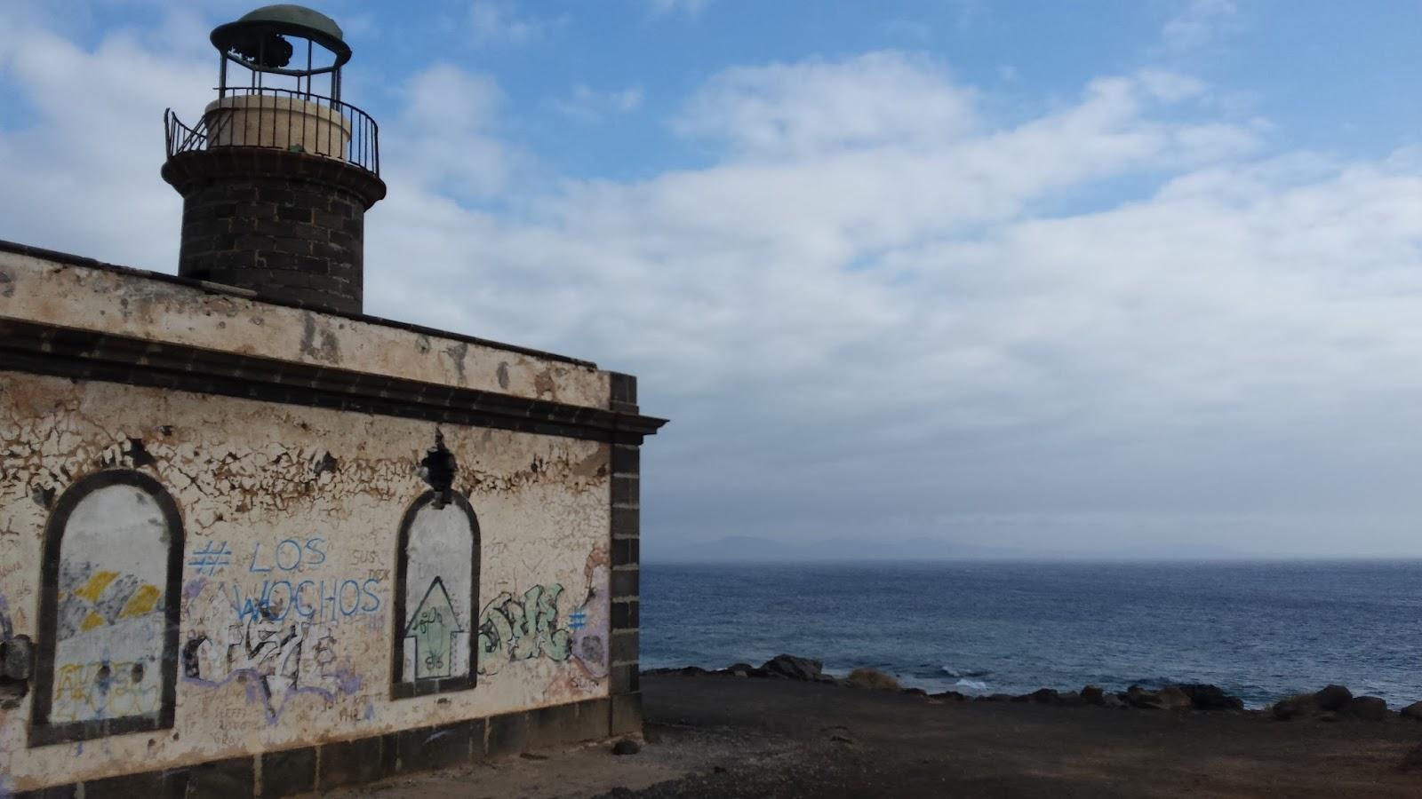 latarnia morska, Lanzarote, Wyspy Kanaryjskie, Canary Islands, ciekawe miejsca na Lanzarote
