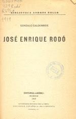 José Enrique Rodó / edición de José Luis Abellán