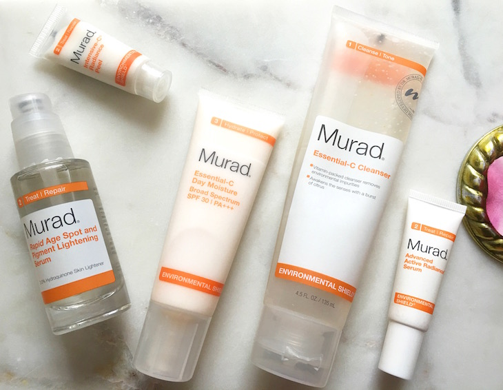 Murad-Essential-C-Line-Vivi-Brizuela-PinkOrchidMakeup