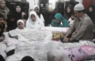 Kesedihan Walikota Langsa Ditinggal Anak Dan Istrinya