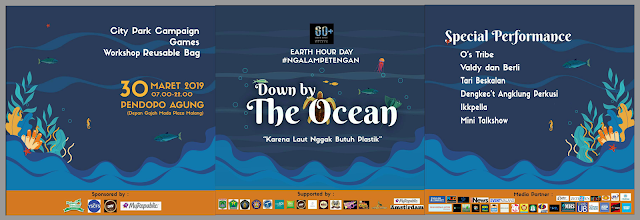 NGALAM PETENGAN 2019 - DOWN BY THE OCEAN