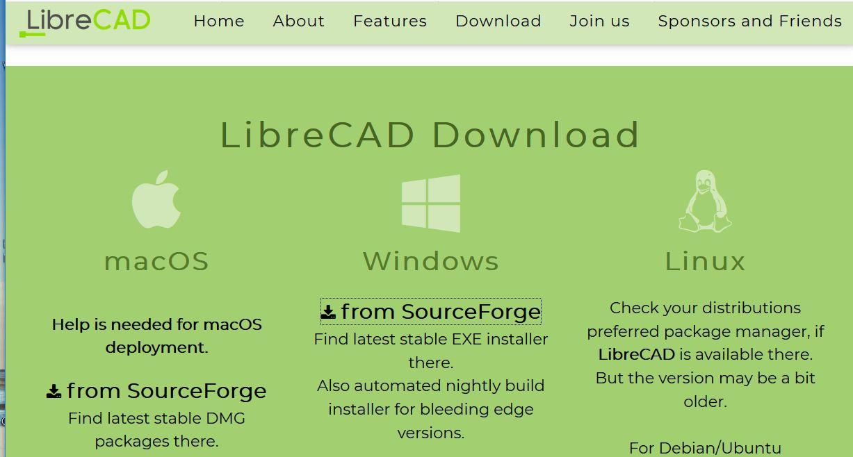 code16: Crashing LibreCAD 2 1 3