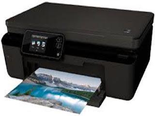 Image HP Photosmart 5522 Printer