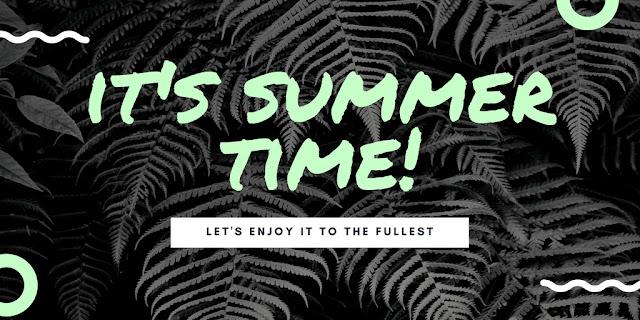 Насолоджуйтесь літом!