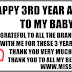 [MISSJASJASXGIVEAWAY] HAPPY 3RD YEAR ANNIVERSARY TO MY BABY BLOG